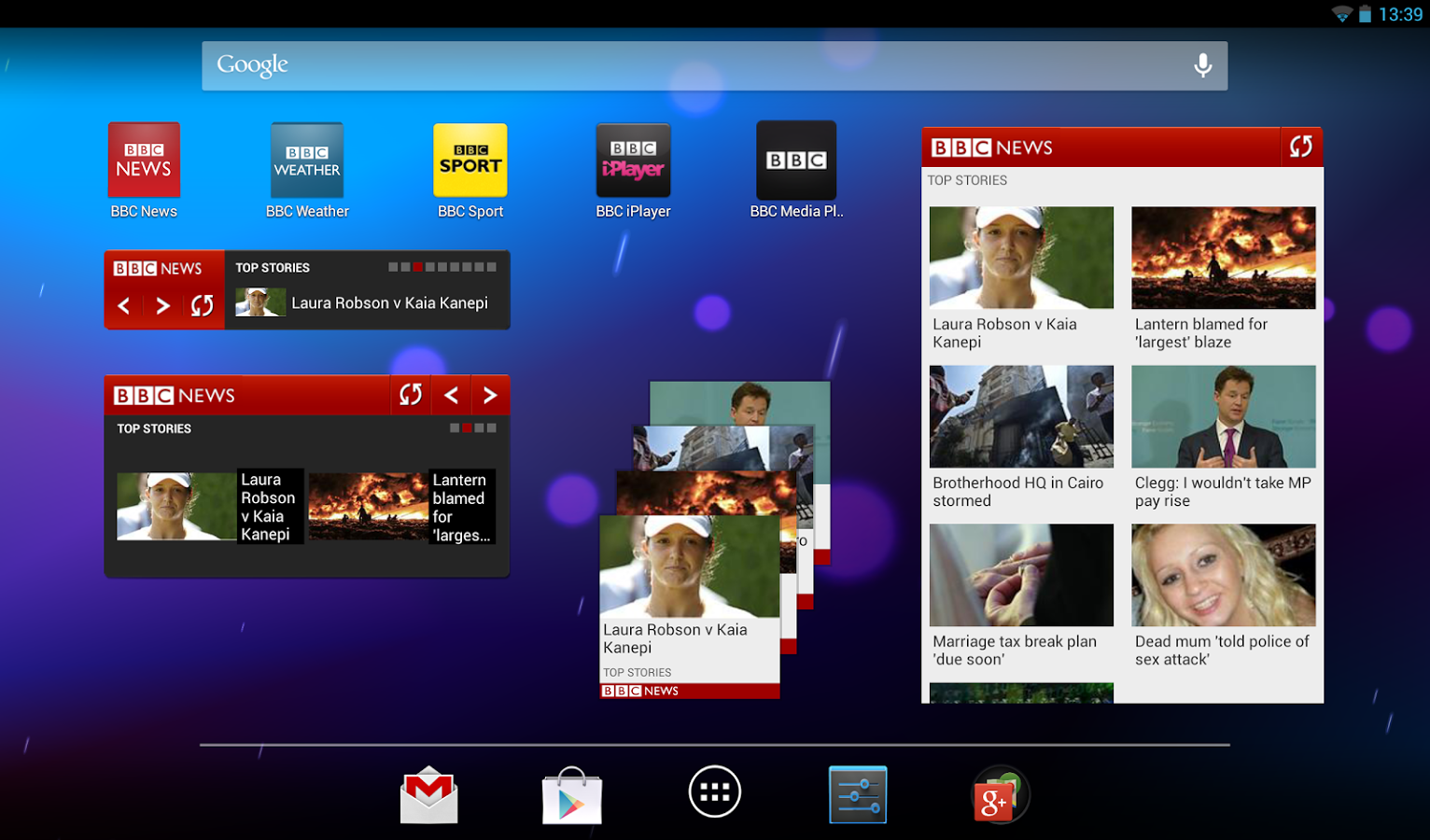 BBC News for Android BBC Worldwide (Ltd)