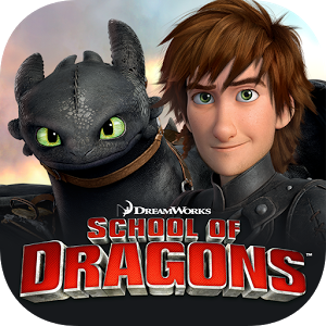 School of Dragons Android