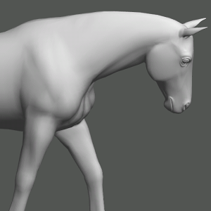 Horse Pose Tool 3D Android