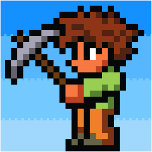 Terraria. Android
