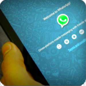 Install Whatsapp on Tablet Android