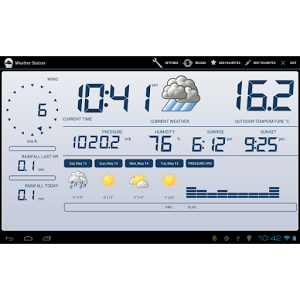 Weather Station Android