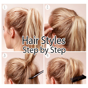 Hair Styles Step by step Android