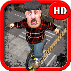 Tightrope Unicycle Master3D HD Android