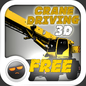 Crane Driving Simulator 3D Android
