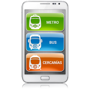 new Madrid Metro|Bus|Cercanias Android