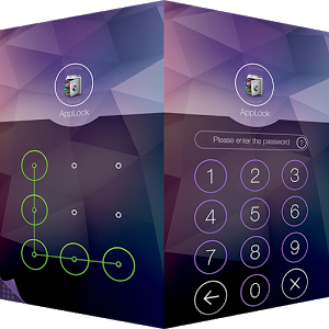 AppLock Theme Cube Android