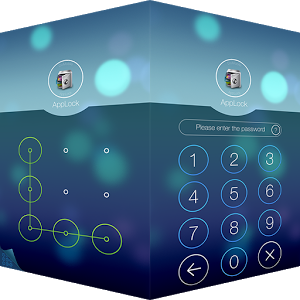 AppLock Theme 7 Android