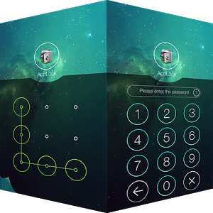 AppLock Theme Space Android