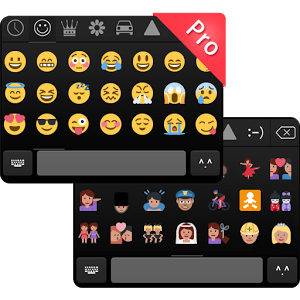 Emoji Keyboard Pro - Emoticons Android