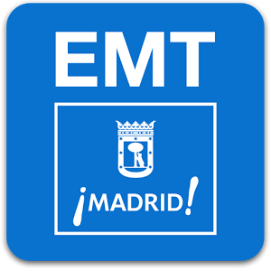 Emt madrid para android for Oficina emt madrid