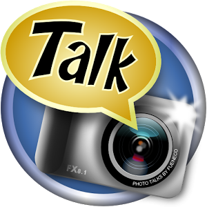 Photo talks Android