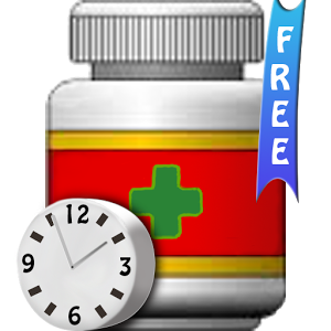 AlarMeds alarm pill reminder Android