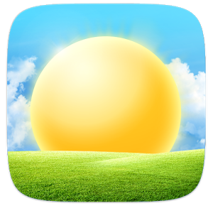 GO Weather Forecast & Widgets Android