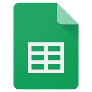 Google Sheets Android