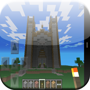 Best of Minecraft Castillo PE Android