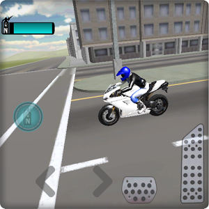 Fast Motorcycle Driver 3D Android