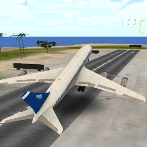 Flight Simulator: Fly Plane 3D Android