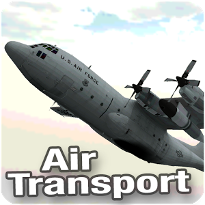Flight Sim: Transport Plane 3D Android
