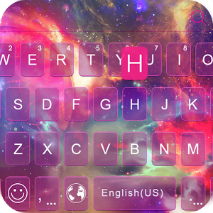 Galaxy Kika Keyboard theme Android