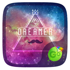 Dreamer GO Keyboard Theme Android
