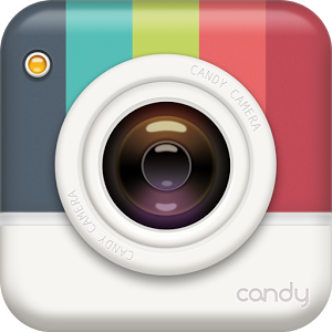 Candy Camera - Frame Android