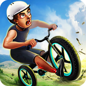 Bicicletas locas Crazy Wheels Android