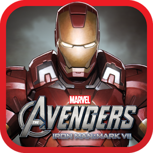 The Avengers-Iron Man Mark VII Android