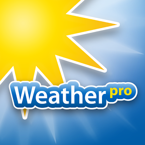 WeatherPro HD for Tablet Android