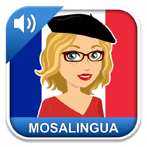 Learn French with MosaLingua Android