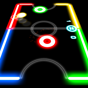 Glow Hockey Android
