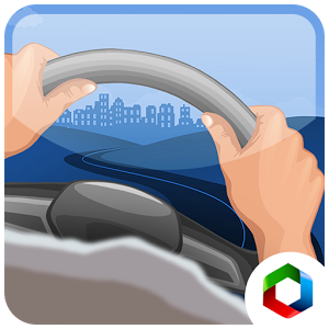 Simulator driving car Android