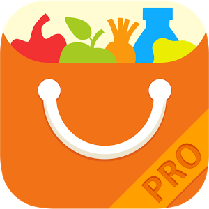 Organizy Pro Shopping List App Android