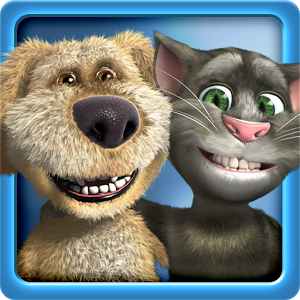 Talking Tom & Ben News gratis Android