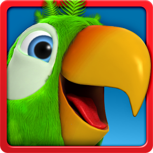 Talking Pierre the Parrot Android