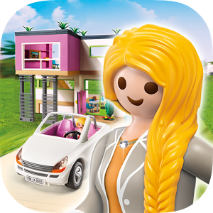 PLAYMOBIL Luxury Mansion Android