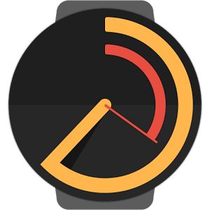 Pujie Black Watch Face Android