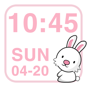 Zodiac sign Clock Widget Android