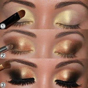 Eye Makeup Step By Step Android