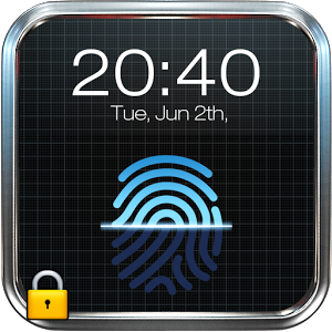 Fingerprint Lock Screen Prank Android