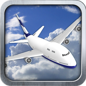 3D Airplane Flight Simulator Android