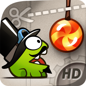 Cut the Rope: Time Travel HD Android
