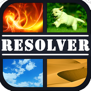 4 Images 1 Word Resolver Android