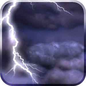 Thunderstorm Free Wallpaper Android