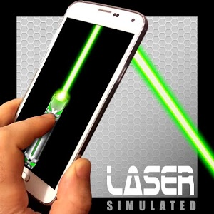 Laser Pointer X2 Simulator Android