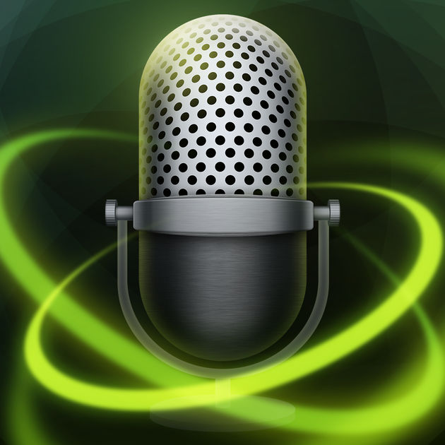 Voice Changer, Recorder plus Player Ios