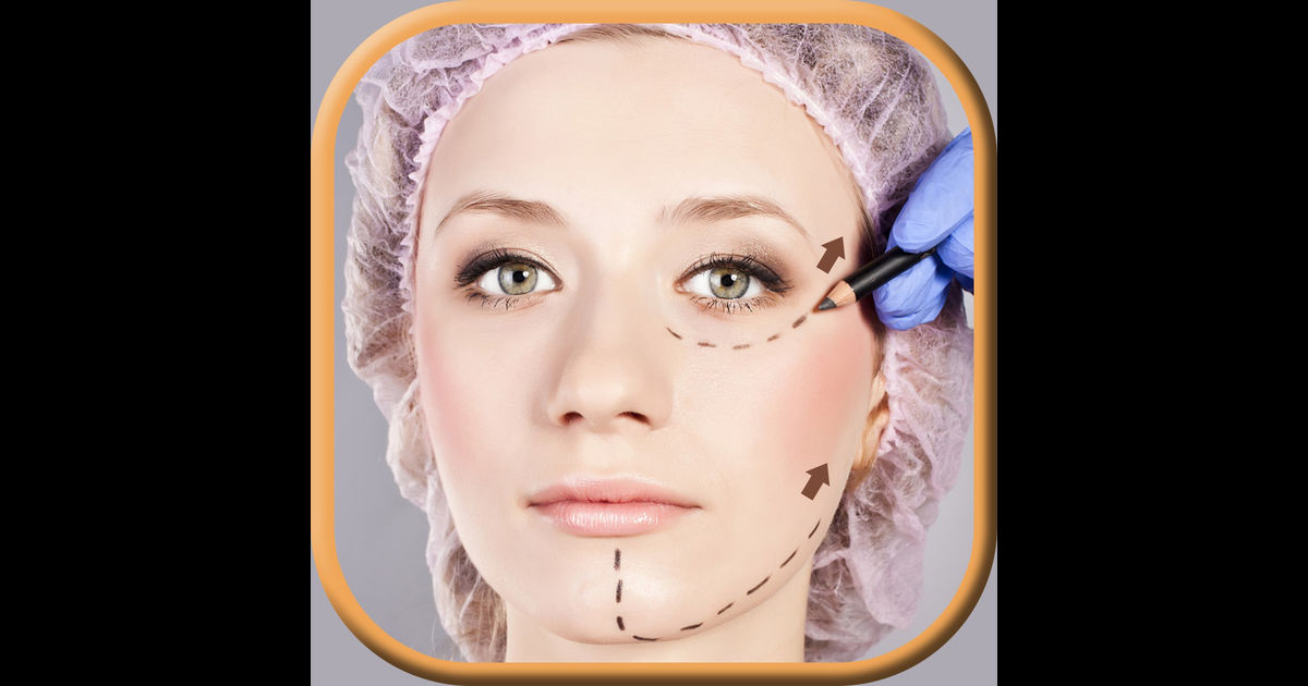 Photo Plastic - Virtual Surgery Simulator, Pic Surgeon Edito Ios
