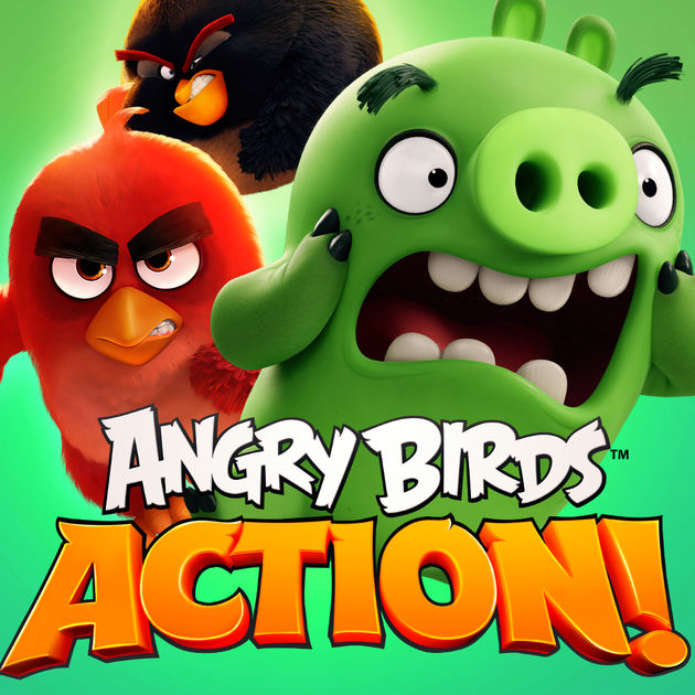 Angry Birds Action! Ios