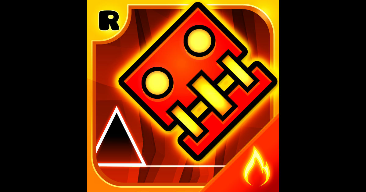 Geometry Dash Meltdown Ios