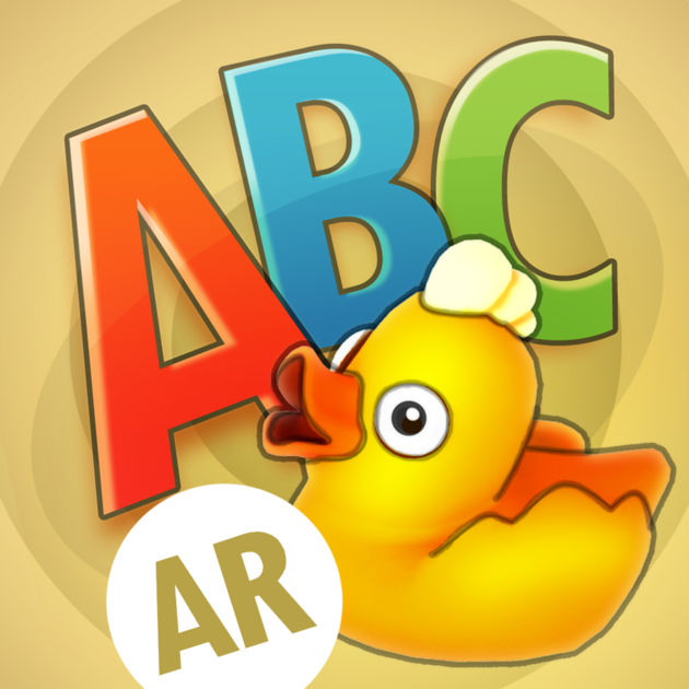 ABC Book 3D: Learn English Ios